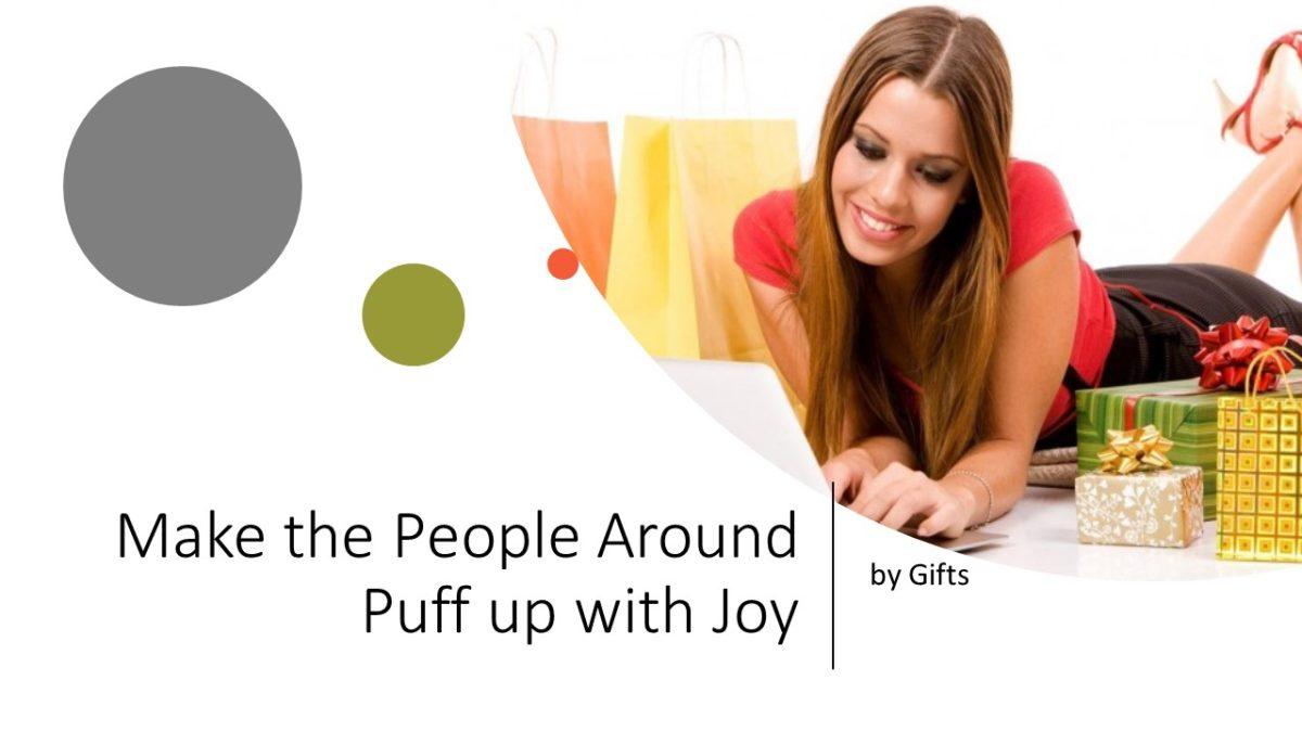 Sending Gifts Online
