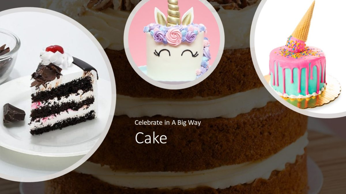 Celebrate in A Big Way With Online Cakes In Mumbai