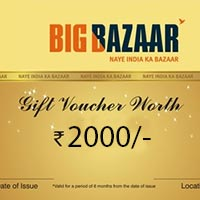 Gifts Voucher to Mumbai