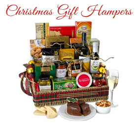 Christmas Gift Hampers to Mumbai