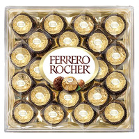 Rakhi in Mumbai with 24 Pieces Ferrero Rocher Chocolates to Mumbai