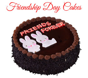Online Friendship Day Cakes to Navi Mumbai