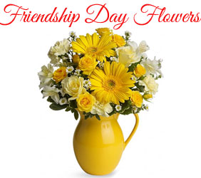 Friendship Day Flowers to Mumbai