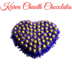 Karwa Chauth Chocolates to Mumbai