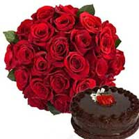 Valentine's Day Flower Delivery Mumbai : Send Flowers to Mumbai