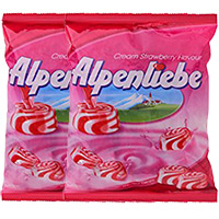 Best Rakhi Gift in Mumbai be made up of 2 Packs of Alpenliebe Toffee