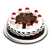 Send 500 gm Black Forest Cake to Raj Bhawan Mumbai