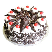 Best Karwa Chauth Cakes to Mumbai - Black Forest Cake From 5 Star