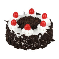 Online Delivery of 2 Kg Black Forest Cake to Mumbai