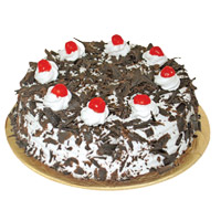Valentine's Day Cakes to Mumbai - Black Forest Cake From 5 Star