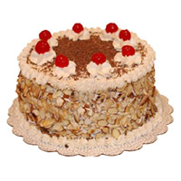 Free Cake Delivery in Mumbai for 2 Kg Butter Scotch Cake From 5 Star Hotel