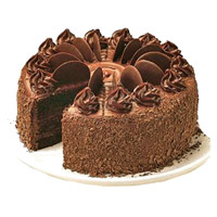 Karwa Chauth Cake Delivery in Mumbai - Chocolate Cake From 5 Star