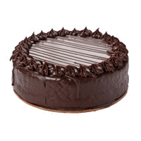 Send Online Bhaidooj Chocolate Cake to Mumbai