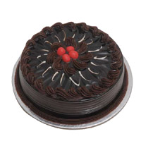 Eggless Valentine's Day Cake Delivery in Mumbai - Chocolate Cake