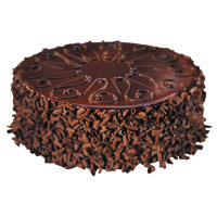 Eggless Valentine's Day Cakes to Mumbai - Chocolate Cake From 5 Star