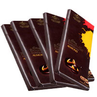 Deliver Rakhi to Mumbai with 5 Cadbury Bournville Chocolates in Mumbai