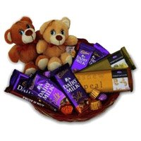 Teddy and Chocolates to Mumbai - Gifts to Mumbai
