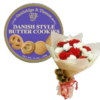 Send Online Danish Butter Cookies Colaba Mumbai.Send Chocolates to Colaba Mumbai