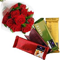 Send Chocolates to Mumbai Online