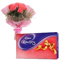 Flowers and Chocolates to Mumbai