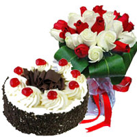 Online Rose Delivery to Mumbai : Send Promise Day Flowers to Mumbai