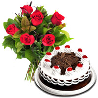 Send Karwa Chauth Flowers to Mumbai, Cakes to Mumbai