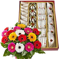 Send Bhaidooj Flowers to Mumbai