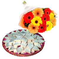 Online Delivery of Bhaidooj Flowers