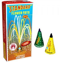 Buy Diwali Gifts in Andheri Mumbai including 2 Boxes of Flowers Pot(Anaar) Contains 10 Pcs in each Box