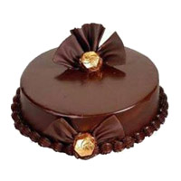 Send Cakes to Mumbai - Chocolate Truffle Cake