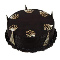 Eggless Cake Delivery in Mumbai - Chocolate Truffle Cake From 5 Star