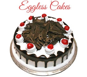 Eggless Cakes To Mumbai