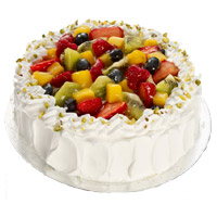 Best Valentine's Day Cakes to Mumbai - Fruit Cake