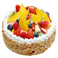 Deliver 1 Kg Fruit Cake in Mumbai From 5 Star Hotel