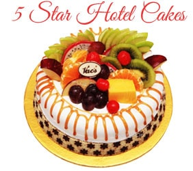 5 Star Cake Delivery in Mumbai