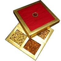 Buy Diwali gifts including Fancy Dry Fruits to Mumbai of 500 gms Box