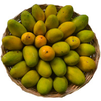 Place order to send Gifts for Your Best Friend, 3 Kg Fresh Mango, Free Gift Delivery in Mumbai