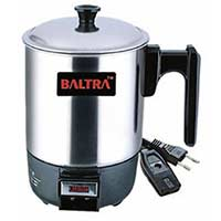 Elegant Diwali Gifts in Vashi inclusive Baltra Steel Electric Kettle