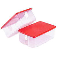 Order for Freash Tab Set-Red Signoraware 2 Pcs. Diwali Gifts in Pune