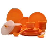 Send Diwali Gifts to Pune send to Un-Breakable Microwave Safe Dinner Set ( 32 pcs )