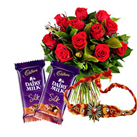 Send Rakhi Gifts to Mumbai