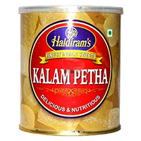 Send 1 kg Haldiram Kalam Petha, Friendship Gifts Online to Mumbai