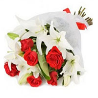 Send Holi Flowers to Mumbai