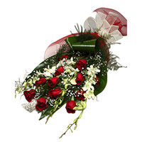 Send Flowers Basket to Mumbai