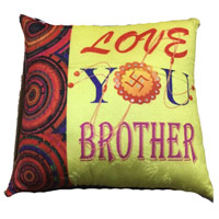 Deliver Online Cushions Gifts to Mumbai