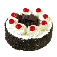 Karwa Chauth Cake Delivery in Mumbai - Black Forest Cake