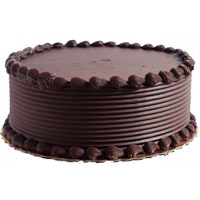 Send Karwa Chauth Cakes to Mumbai - Chocolate Cake