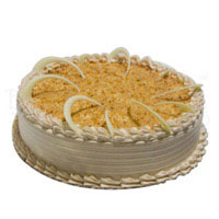 Cake Online in Mumbai - Butter Scotch Cake