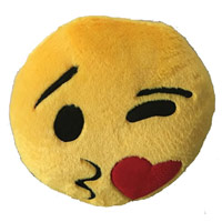 Send Online Gifts to Mumbai - Smiley Cushions