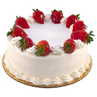 Best Strawberry Cakes to Mumbai